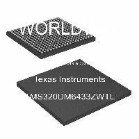 TMS320DM6433ZWTL - Texas Instruments - 数字信号处理器和控制器 -  DSP