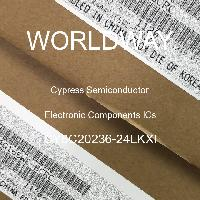 CY8C20236-24LKXI - Cypress Semiconductor - 电子元件IC