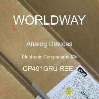 OP491GRU-REEL - Analog Devices Inc - 電子元件IC