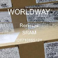 IDT71016S12Y - Renesas Electronics Corporation - SRAM