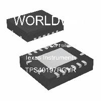 TPS40197RGYR - Texas Instruments