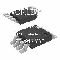 TSV912IYST - STMicroelectronics - 仪表放大器