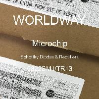 5822SMJ/TR13 - Microsemi - 肖特基二極管和整流器