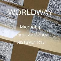 5821SMJ/TR13 - Microsemi - 肖特基二極管和整流器