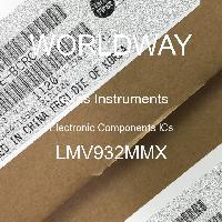 LMV932MMX - Texas Instruments - 電子元件IC
