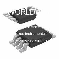 LP3981IMM-2.5/NOPB - Texas Instruments