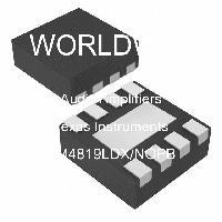 LM4819LDX/NOPB - Texas Instruments