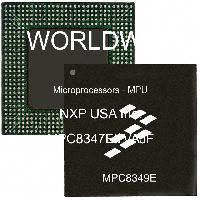 MPC8347EVVAJF - NXP Semiconductors - 微處理器 -  MPU