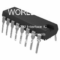 DS14C232CN - Texas Instruments - RS-232接口IC