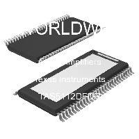 TAS5112DFDR - Texas Instruments - 音頻放大器