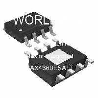 MAX4660ESA+T - Maxim Integrated Products