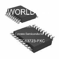 CY7C63723-PXC - Cypress Semiconductor