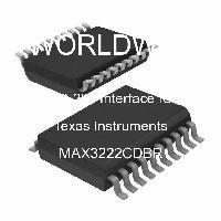 MAX3222CDBR - Texas Instruments