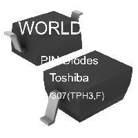 1SV307(TPH3,F) - Toshiba America Electronic Components - PIN二极管