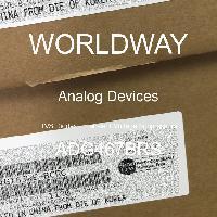ADG467BRS - Analog Devices Inc - TVS二极管 - 瞬态电压抑制器