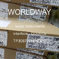 TP3067WM/NOPB - Texas Instruments - 接口 - 編解碼器