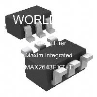 MAX2643EXT+T - Maxim Integrated Products