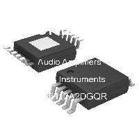 TPA6112A2DGQR - Texas Instruments