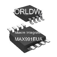 MAX991EUA - Maxim Integrated Products