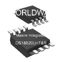 DS18B20U+T&R - Maxim Integrated