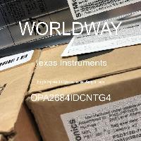OPA2684IDCNTG4 - Texas Instruments - 高速運算放大器
