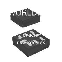 FXWA9306L8X - ON Semiconductor - 轉換 - 電壓電平