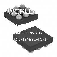 MAX9718AEBL+TG45 - Maxim Integrated