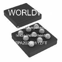 TPA2029D1YZFT - Texas Instruments - 音频放大器