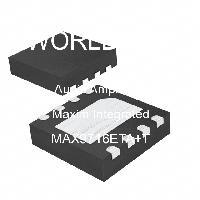 MAX9716ETA+T - Maxim Integrated Products