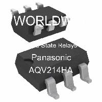 AQV214HA - Panasonic Electronic Components - 固态继电器
