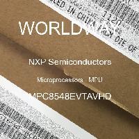 MPC8548EVTAVHD - NXP Semiconductors - 微处理器 -  MPU