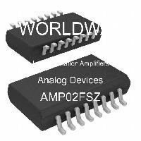 AMP02FSZ - Analog Devices Inc - 仪表放大器