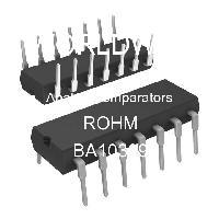 BA10339 - Rohm Semiconductor - 模拟比较器