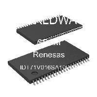 IDT71V016SA10PH8 - Renesas Electronics Corporation