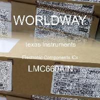 LMC660AIN - Texas Instruments - 電子元件IC