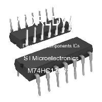 M74HC126B1R - STMicroelectronics - 电子元件IC