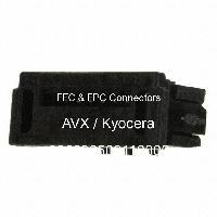 006208506110000 - Kyocera Electronic Components & Devices - FFC和FPC連接器