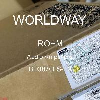 BD3870FS-E2 - ROHM Semiconductor - 音频放大器