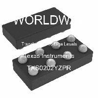 TXS0202YZPR - Texas Instruments - 轉換 - 電壓電平