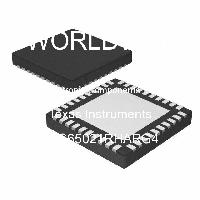 TPS65021RHARG4 - Texas Instruments