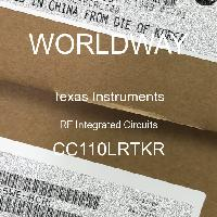CC110LRTKR - Texas Instruments - 射頻集成電路