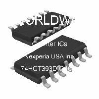 74HCT393D-Q100J - Nexperia USA Inc. - 计数器IC