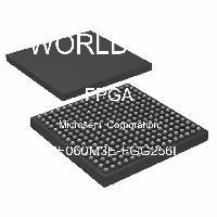 A2F060M3E-FGG256I - Microsemi Corporation