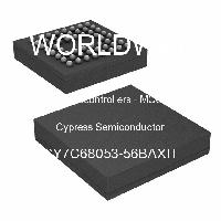 CY7C68053-56BAXIT - Cypress Semiconductor