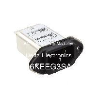 06KEEG3SA - Delta Electronics - 交流電源輸入模塊