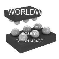 PACDN1404CG - ON Semiconductor - TVS二極管陣列