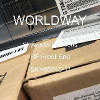SKY65713-11 - Skyworks Solutions Inc - 射頻前端