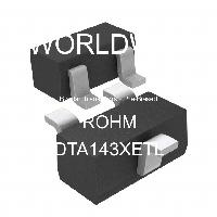 DTA143XETL - ROHM Semiconductor