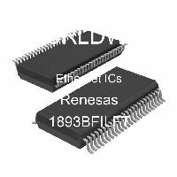 1893BFILFT - Renesas Electronics Corporation - 以太网IC
