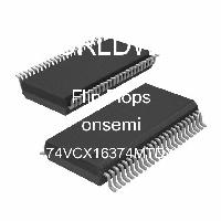 74VCX16374MTDX - ON Semiconductor